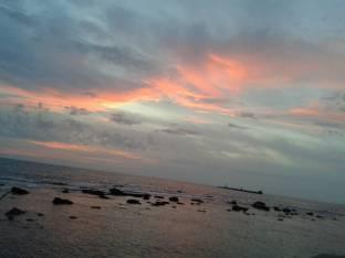 tramonto terrazza Mascagni
