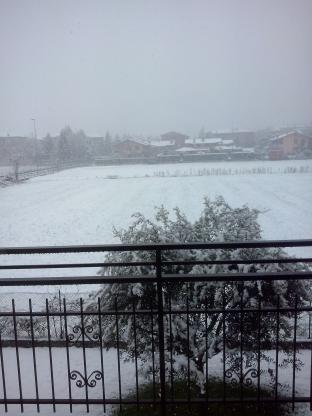 Meteo Potenza: neve almeno fino a venerdì
