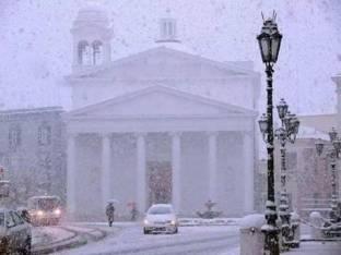 Meteo Foggia: piogge nel weekend, neve lunedì