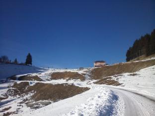 Rifugio Forcelletto mt 1396