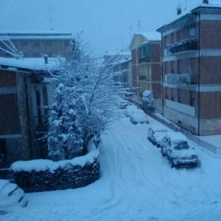 Meteo Modena: piogge sabato, neve domenica, bel tempo lunedì