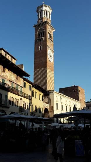 Meteo Verona: bel tempo almeno fino a mercoledì