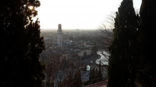panorama da Castel S Pietro