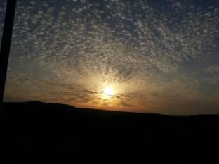 nuvole di cotone