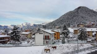 Meteo Potenza: neve fino a lunedì, bel tempo martedì