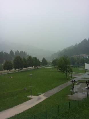 Meteo Trento: lunedì qualche possibile rovescio, poi bel tempo