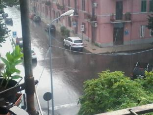 Meteo Messina: qualche possibile rovescio fino a lunedì, temporali martedì