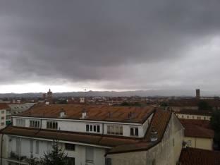 Meteo Asti: mercoledì molte nubi, poi piogge
