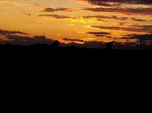 Ultimi raggi di sole 2008