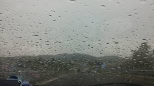 Mattino piovoso a Bologna