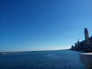 Meteo Bari: bel tempo almeno fino a venerdì