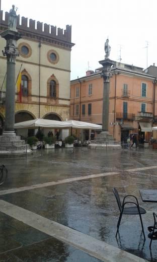 Meteo Ravenna: qualche possibile rovescio lunedì, temporali martedì, qualche possibile rovescio mercoledì