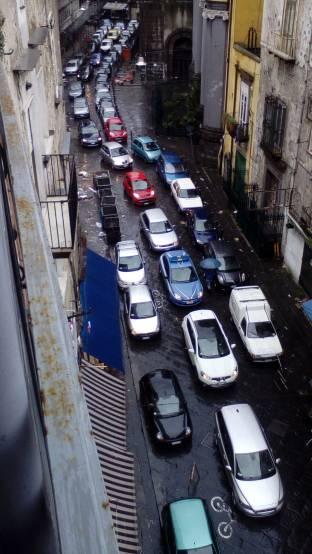 vista traffico