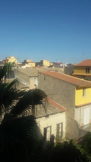 Sole sui tetti