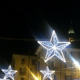 Natale luminoso