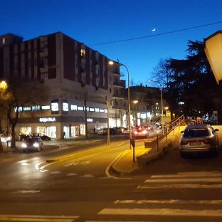 piazza della stazione