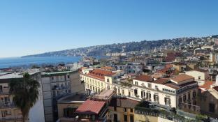 Napoli dal Monte di Dio