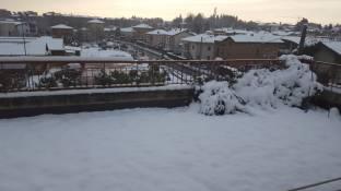 accumulo neve 5 marzo 10 cm