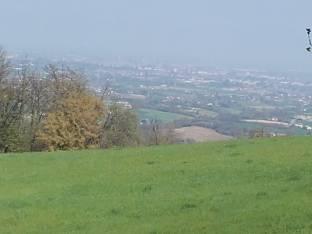 panorama di Reggio Emilia
