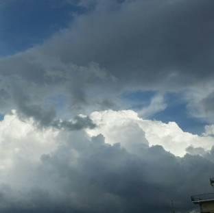 Meteo Lecco: domenica qualche possibile rovescio, poi molte nubi