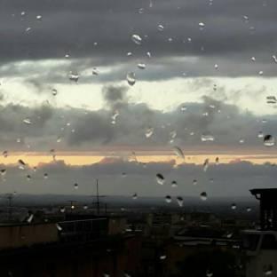 Domenica con la pioggia