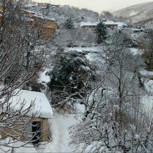 criticit a Desulo manto nevoso 1 metro