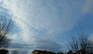 Pomeriggio con nuvole