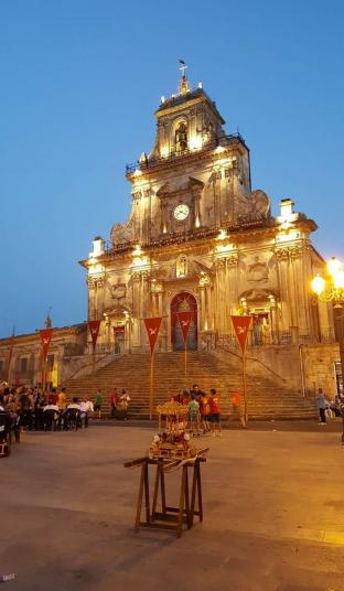 San sebastiano centro storico