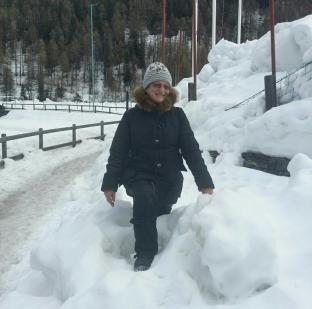 Neve tanta neve