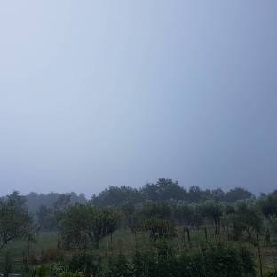 Piove a dirotto...