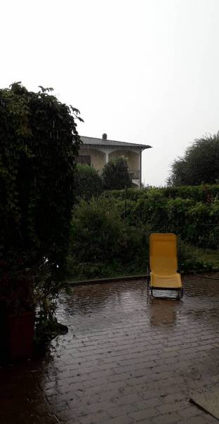 Piove finalmente