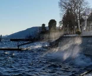 6 gennaio ventoso a villa taranto