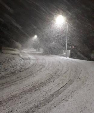Neve a Teramo
