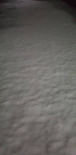 Neve a scapriano