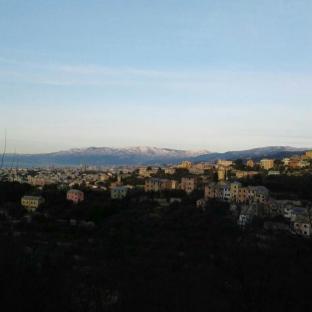 Fotosegnalazione di Genova quarto dei mille