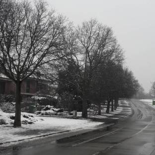 Neve a Asti