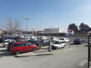 Scalo ferroviario parking