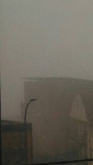 Piazza armerina nebbia