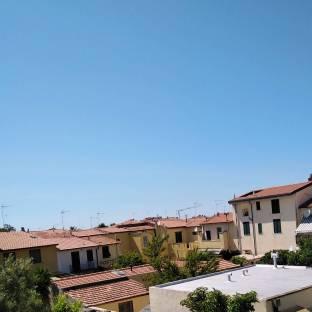 Antignano vista dai tetti