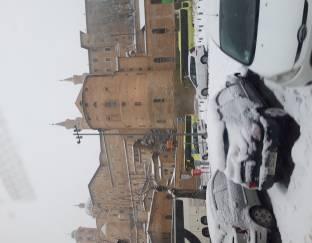 Urbino con la neve