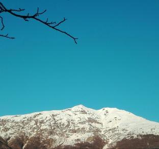 Quizeina e il cielo azzurro