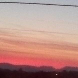 Un tramonto fuori stagione