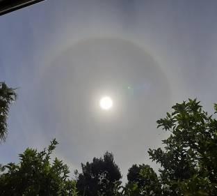 Cerchio al sole