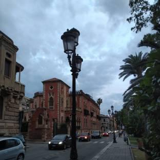 Reggio calabria via marina