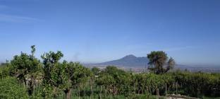 Panorama da pedemontana