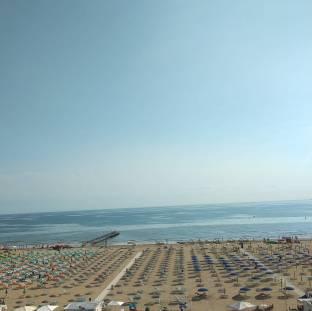 Spiaggia rivazzurra