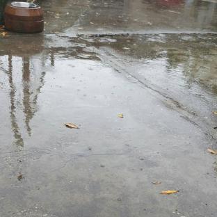Ancora piove