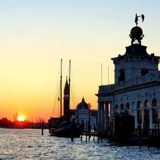 Punta della dogana salute venezia