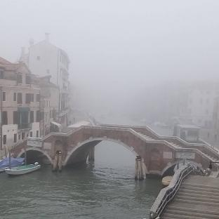 Nebbia a cannaregio