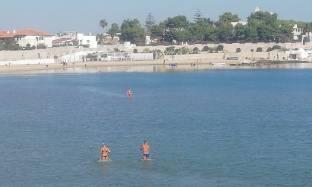 Spiaggia di colonna